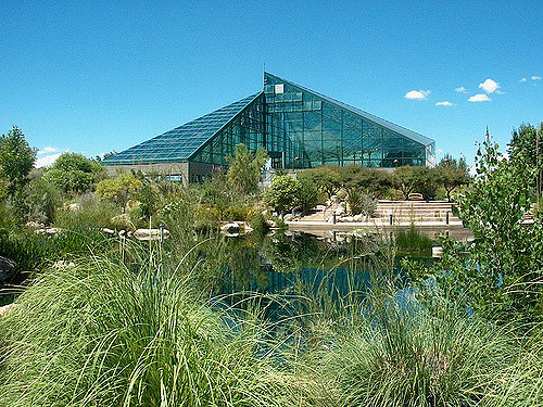 Spend A Day At The Albuquerque Biological Park | NEB Info